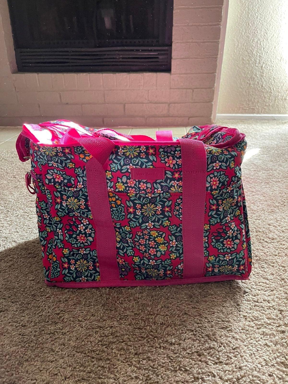 Vera Bradley Insulated Cooler Bag NWOT