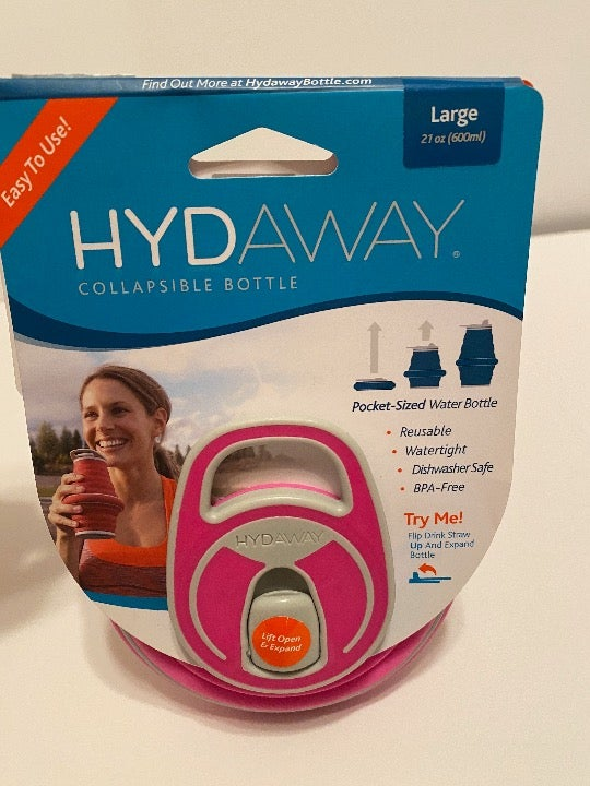 HYDAWAY Collapsible Bottle Large 21