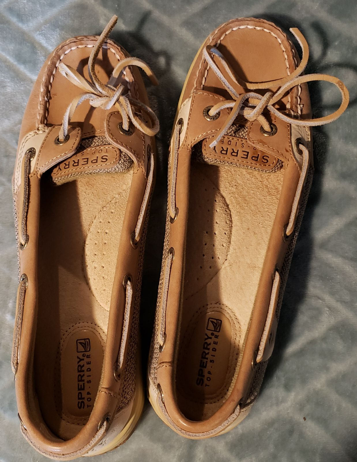 Sperry top sider shoes size 7.5M