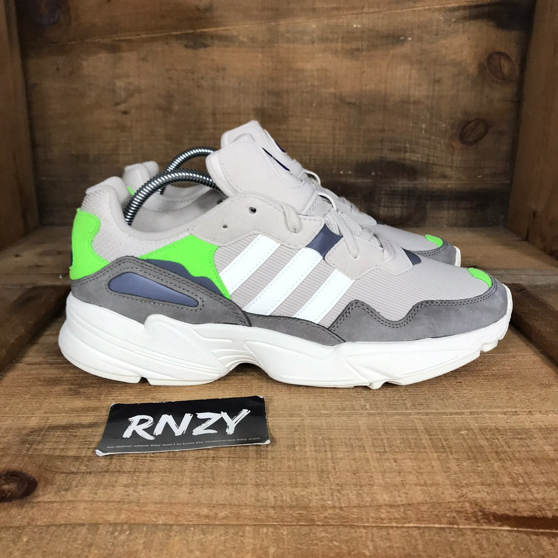NEW Adidas Yung 96 Solar Green