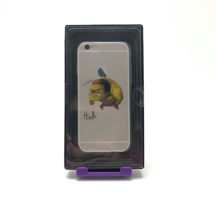 Hulk iPhone 6/6s Phone Case