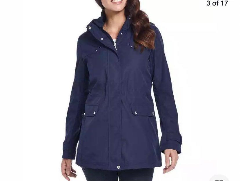 New weatherproof anorak Jacket