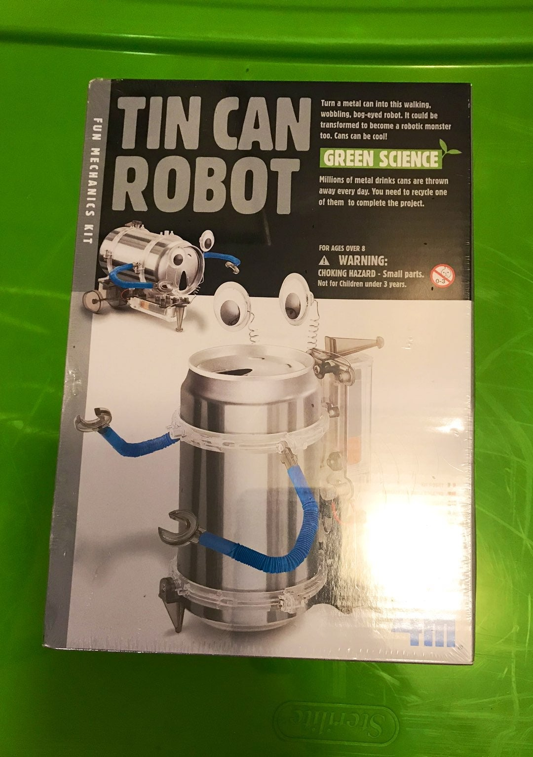 (New) Tin Can Robot Still in Package