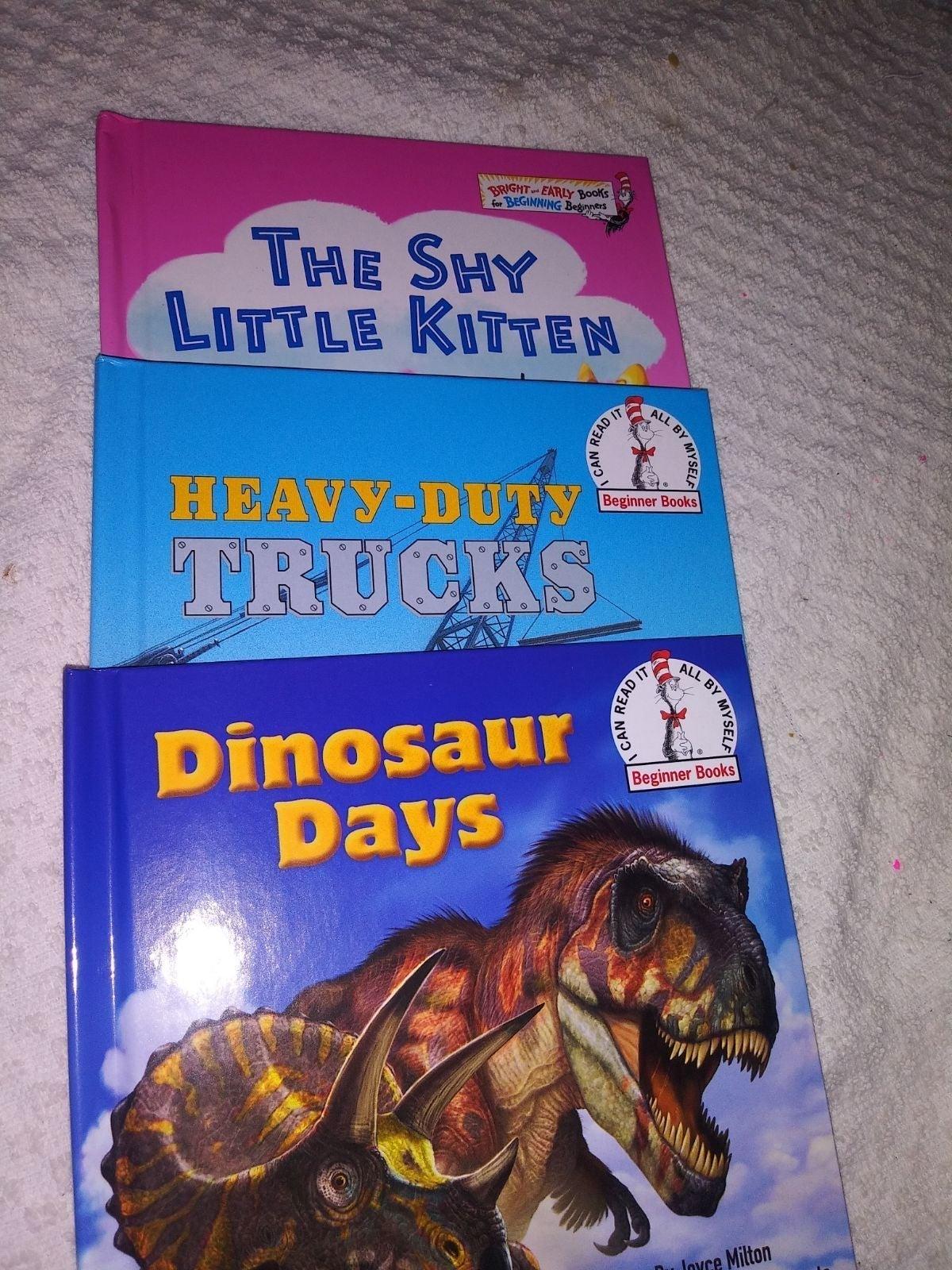 3 New Kids Books