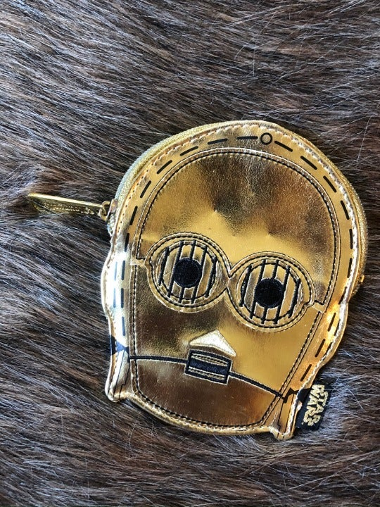 C3PO Loungefly Coin Purse Star Wars