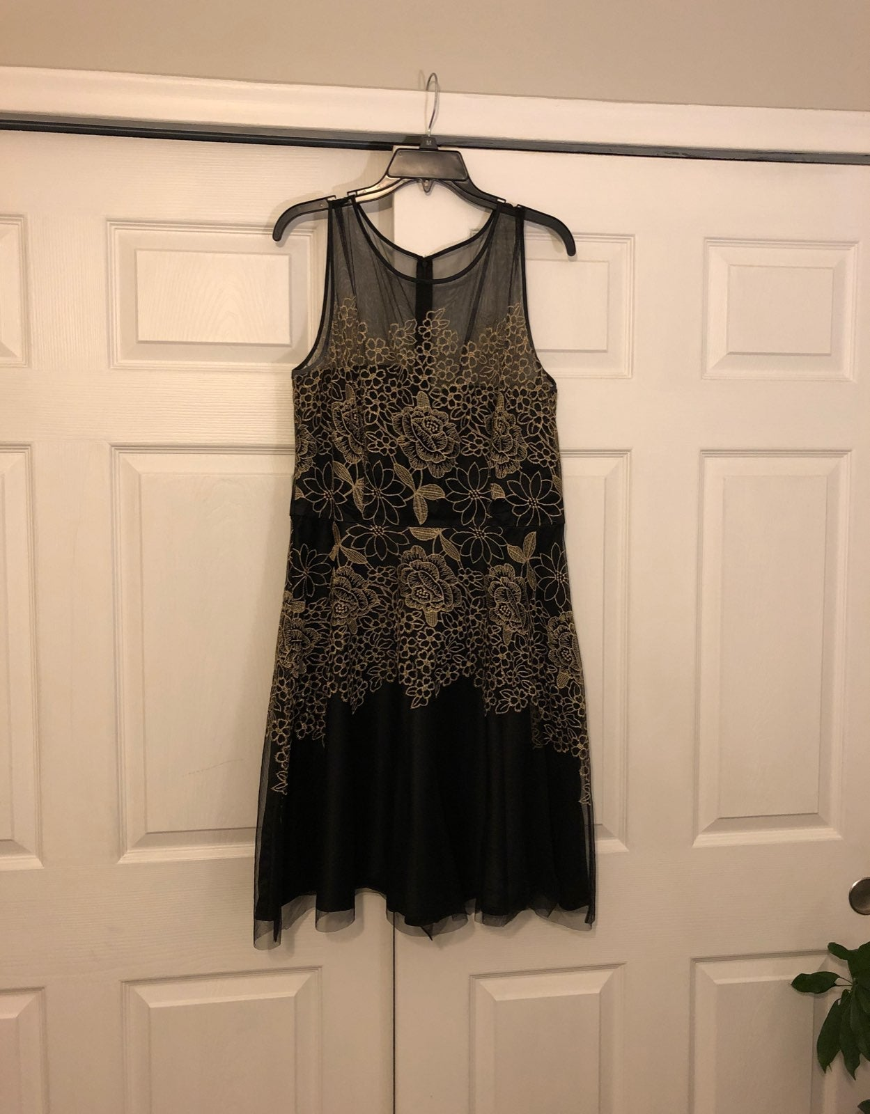 Floral Prom dress size 14