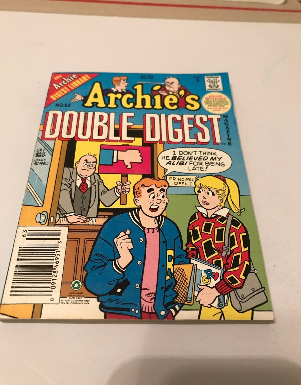 Archies Double Digest 63