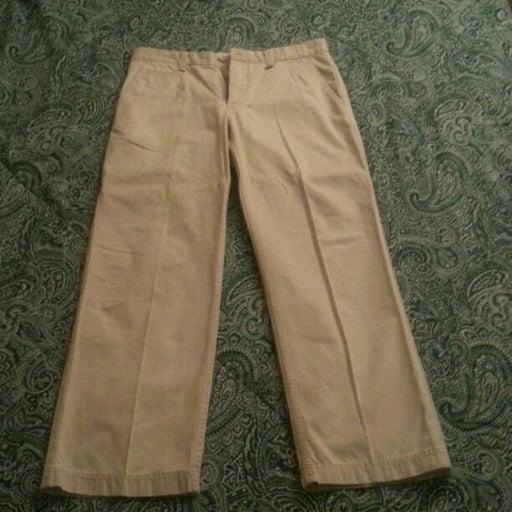 Mens Express Khaki Pants Size 33 x 30