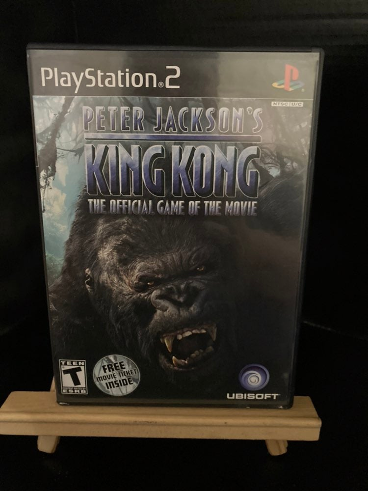 Peter Jackson's King Kong: The Official