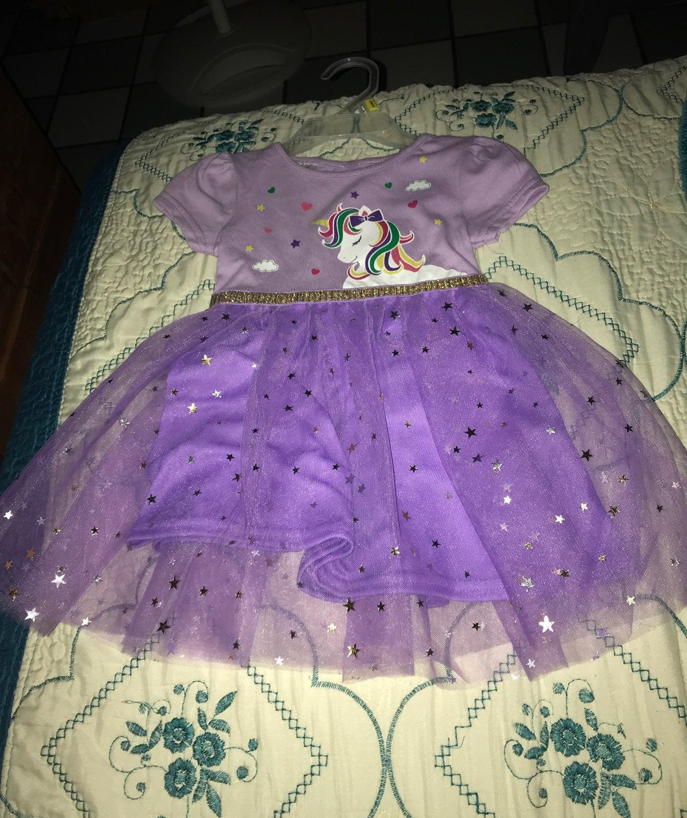 18 months girl dress