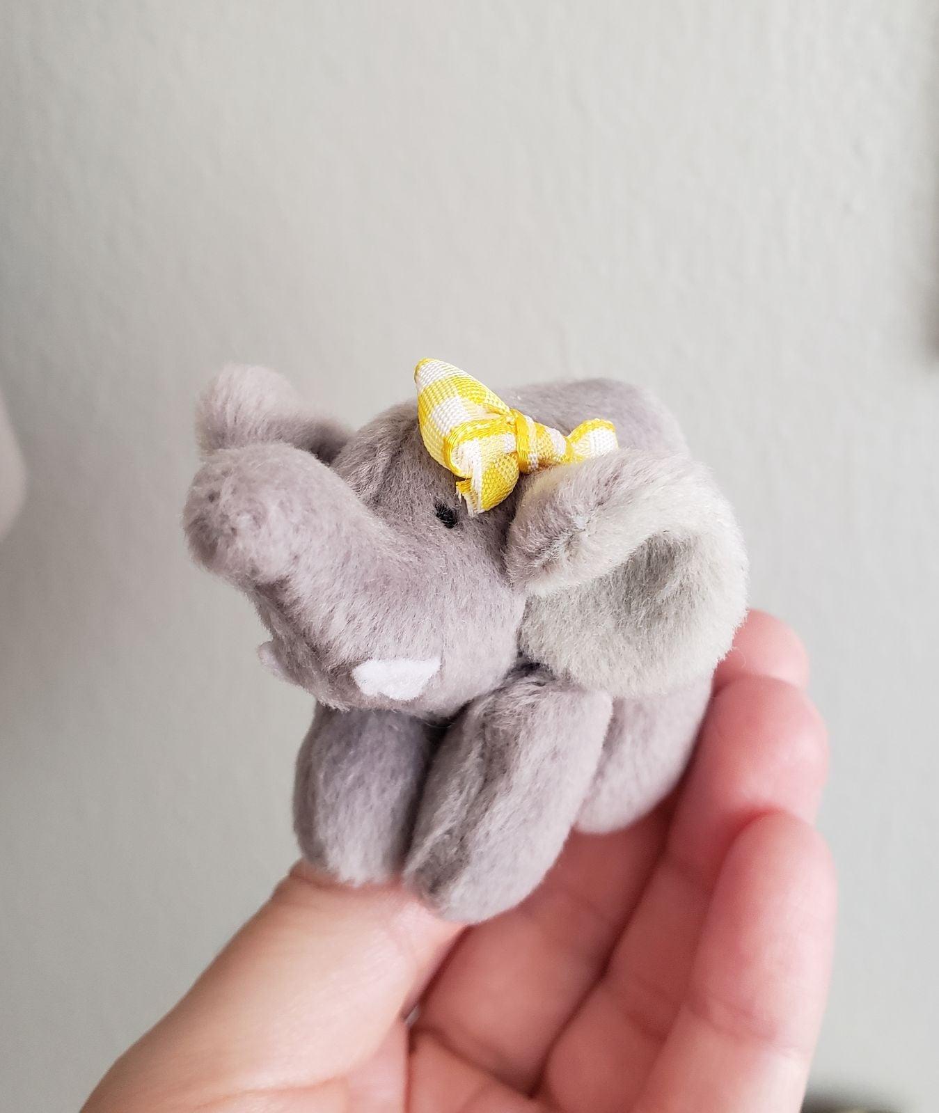 Blythe Doll Stuffed Mini Toy Elephant