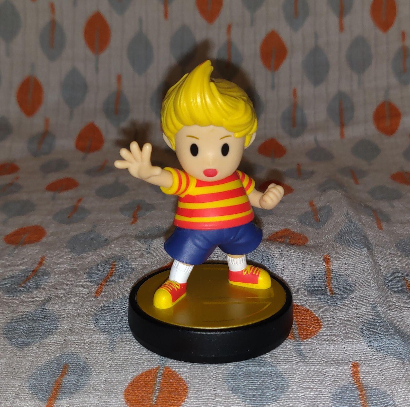 Super Smash Bros. Lucas Amiibo