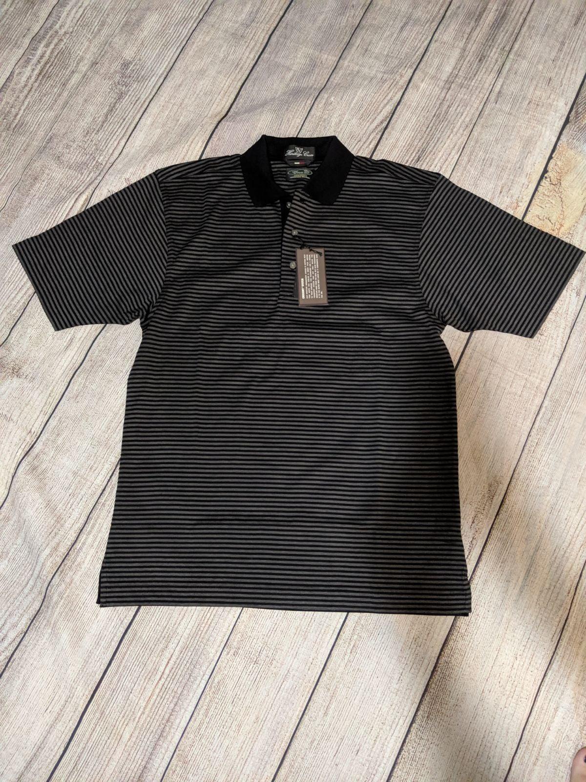 heritage cross Polo golf shirt