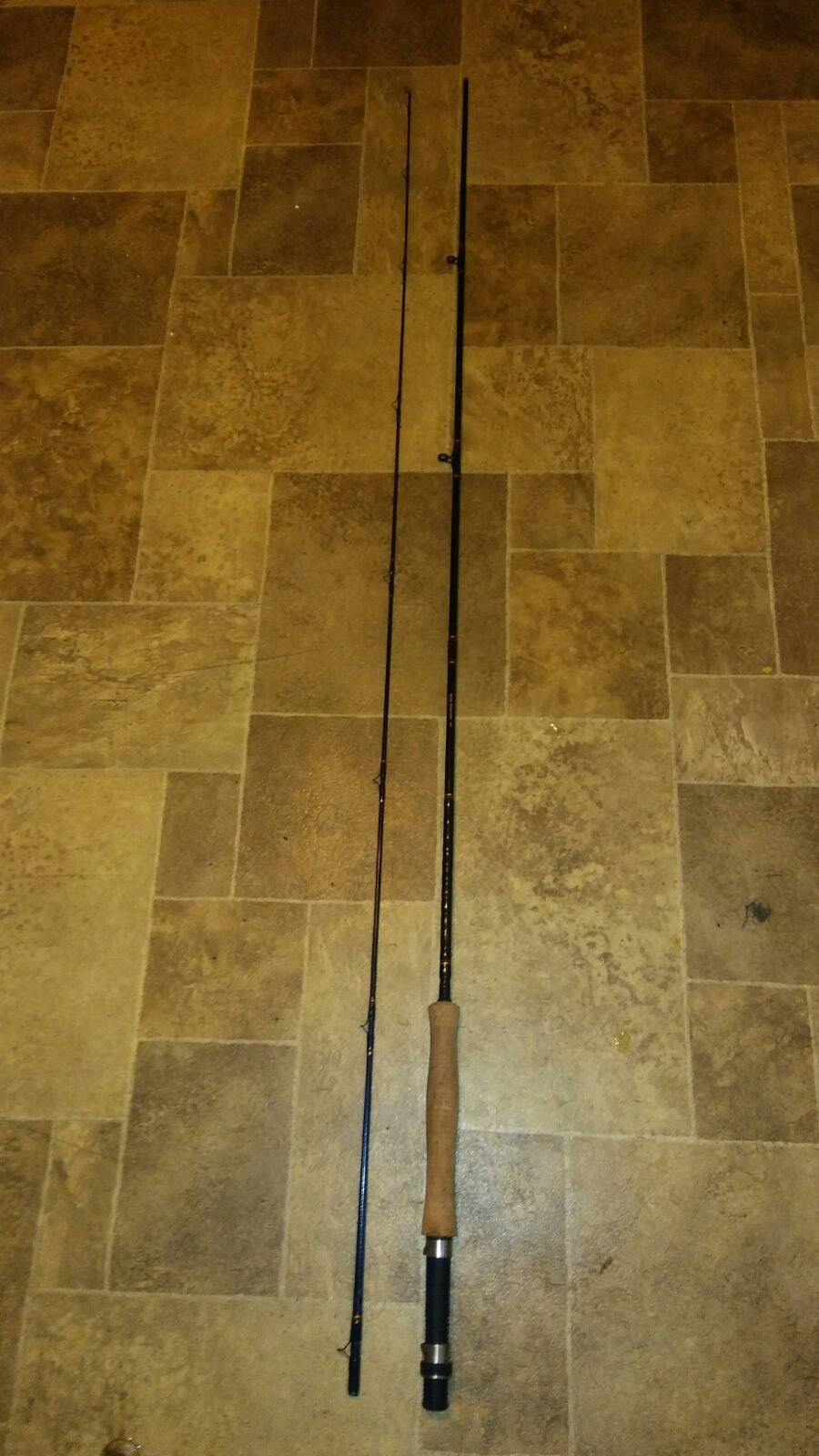 """Browning gold medallion Fly Rod 8'6"""" 2 p"""