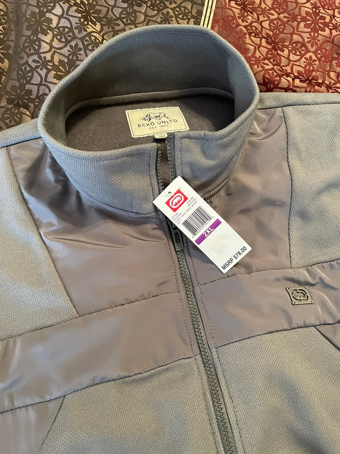 Nwt Ecko Unlimited Jacket XXL