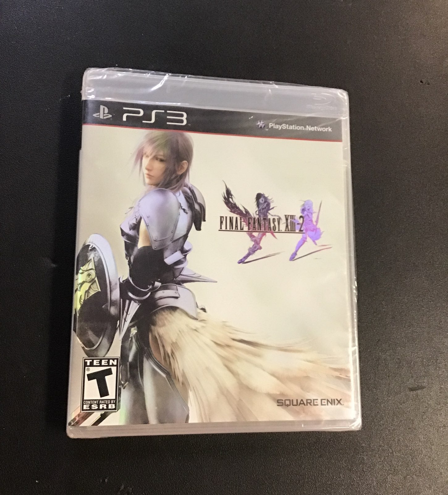 Final Fantasy XIII-2 PS3 SEALED