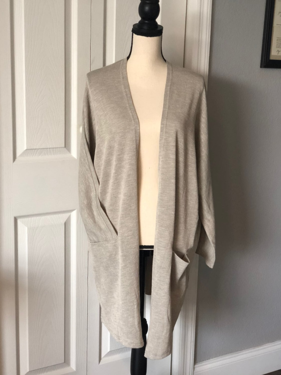 Donni long cadigan sweater One size sz S