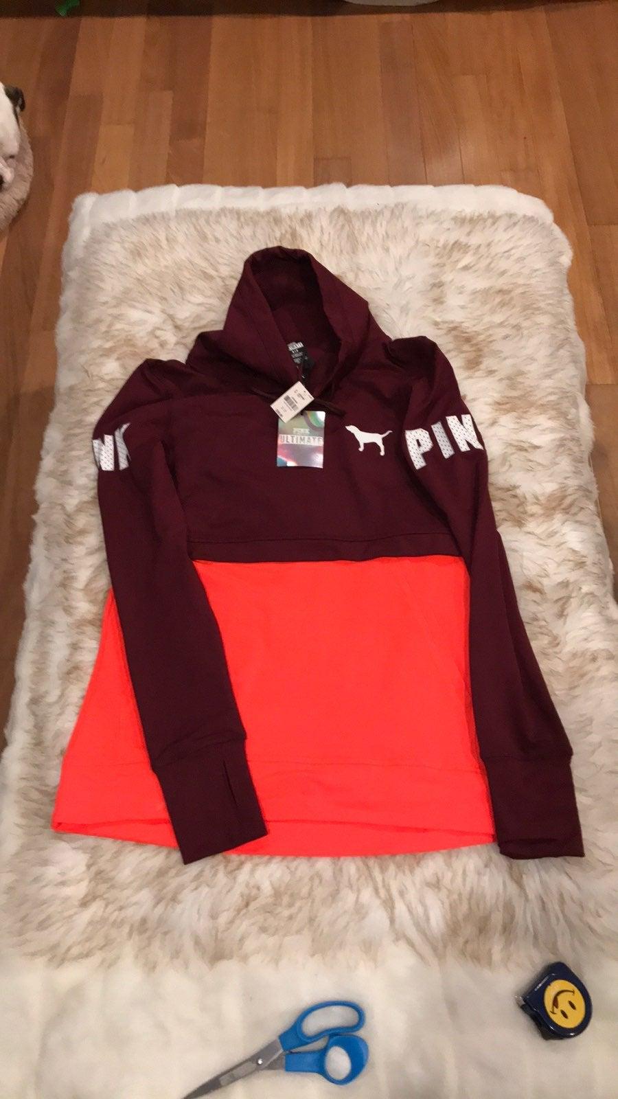 victoria secret PINK sweatshirt! Small