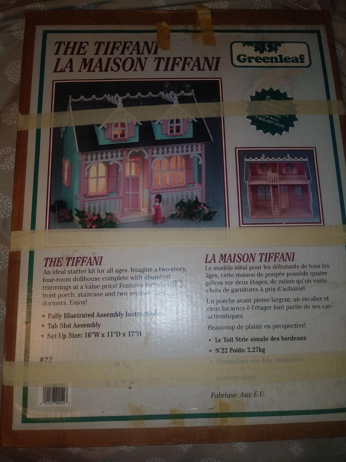 Greenleaf dollhouse the Tiffani #22