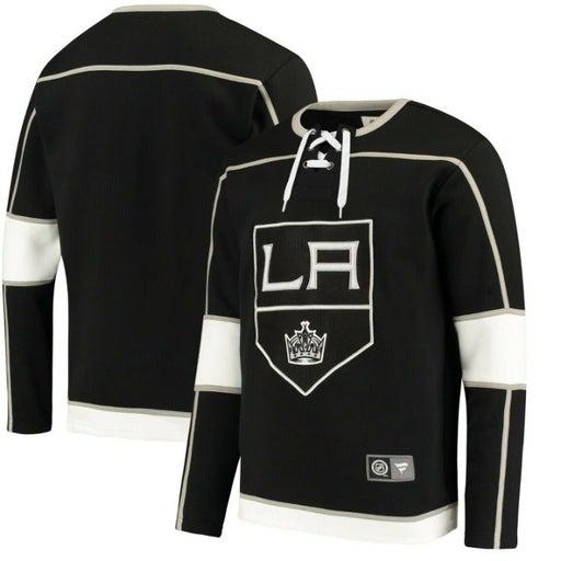 New LA Kings Men's M Lace Up Sweatshirt
