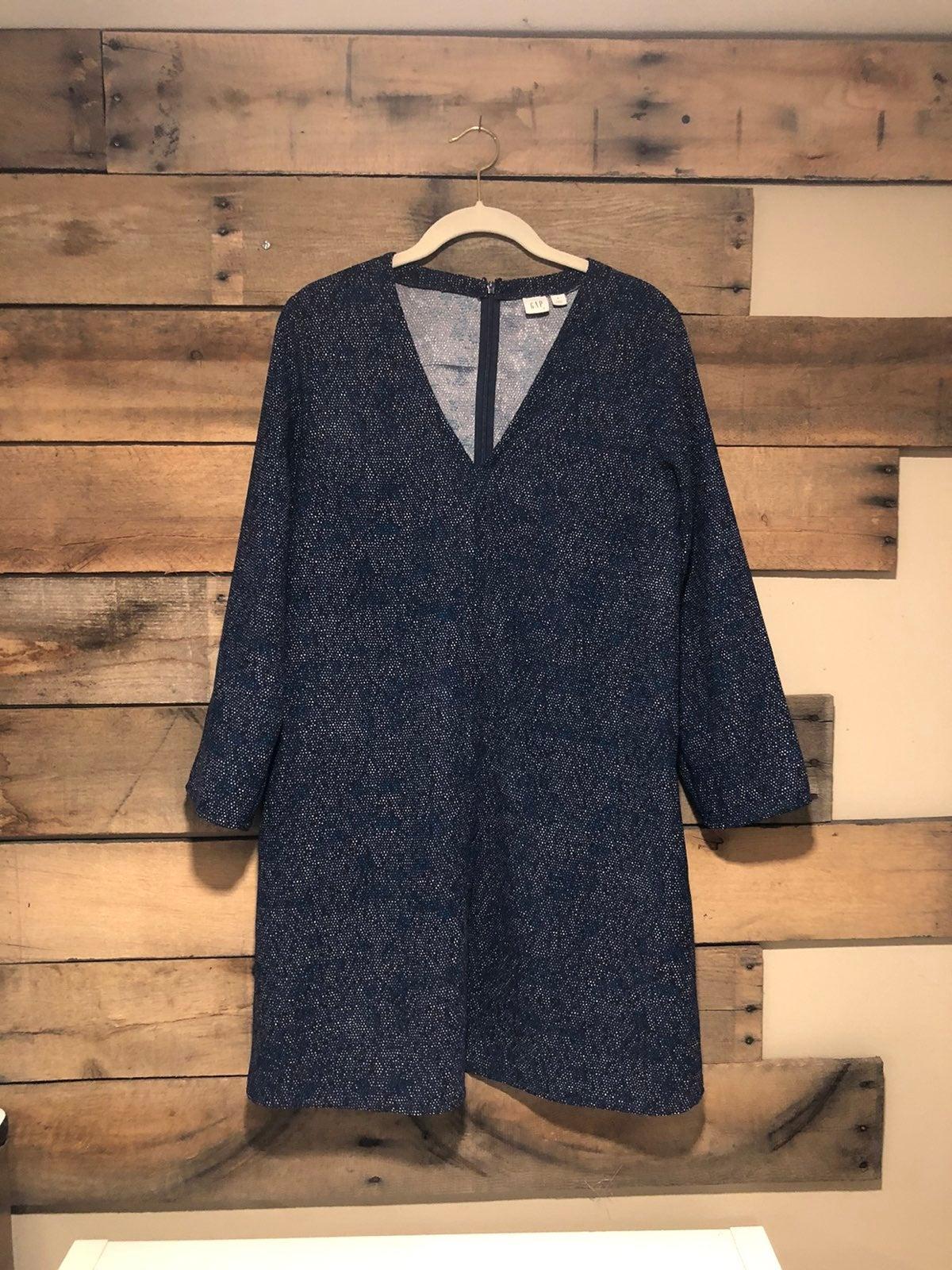 Gap shift dress - S