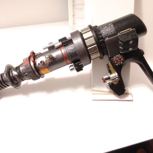 Handmade Blaster Cosplay Ray Gun prop
