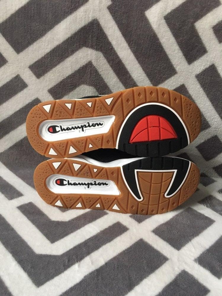 Champion 93 Eighteen Big C Shoes sz 4.5
