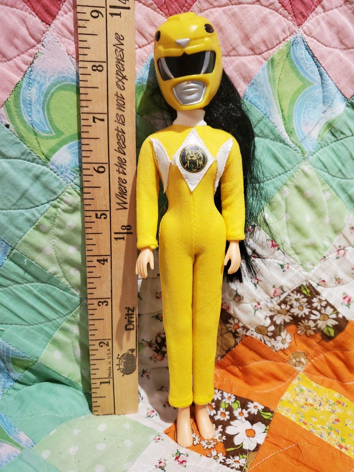 Power Rangers Girls Trini Doll 1994