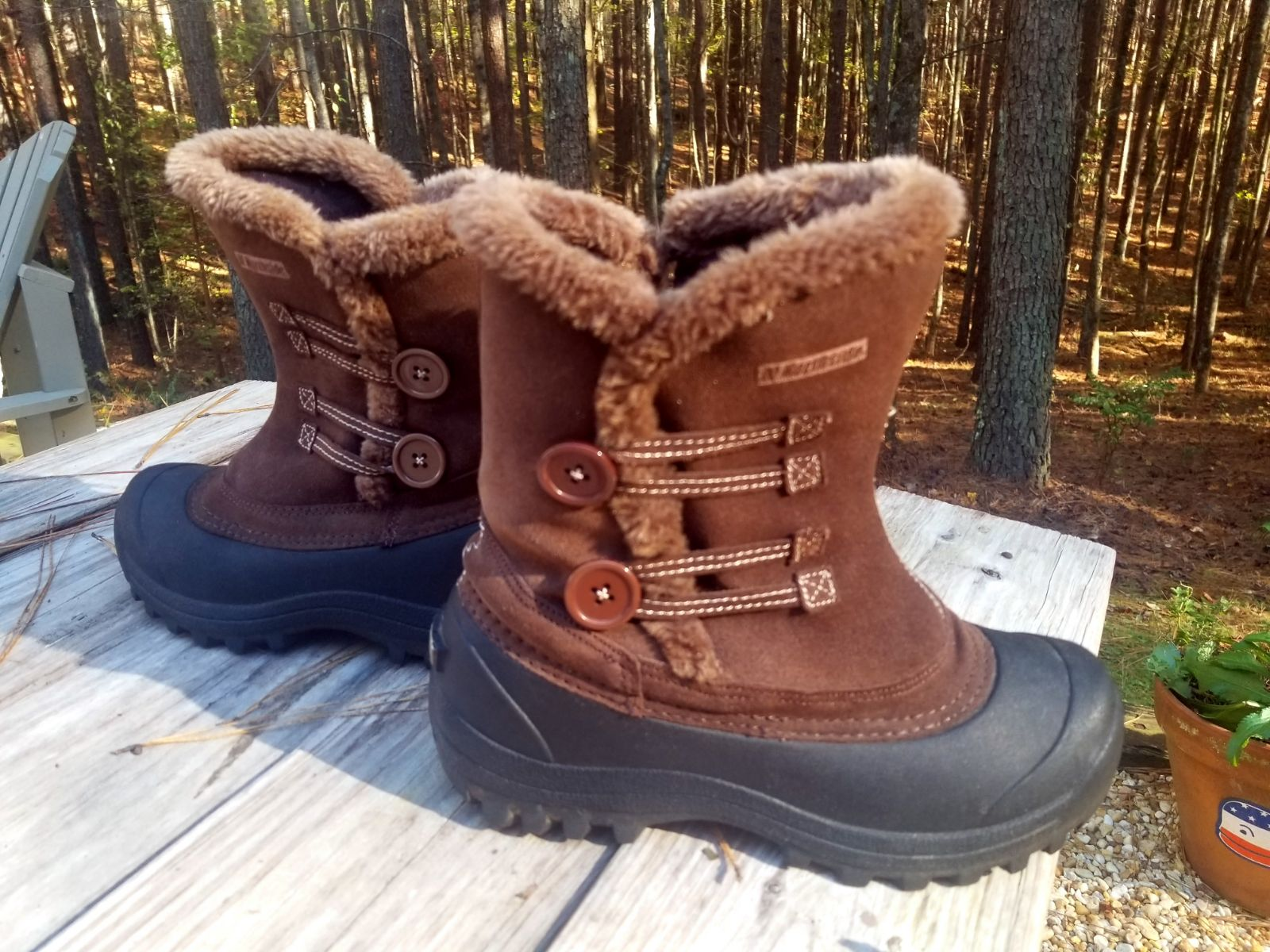 Women's Northside Snow Boots 8