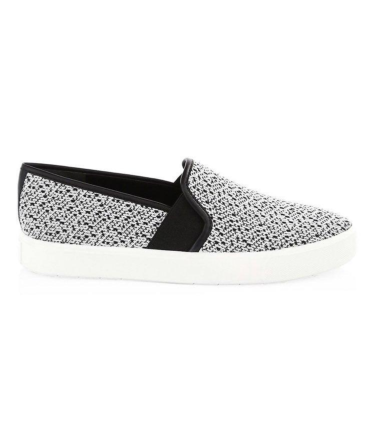 Vince Blair Yeti Knit Slip On Shoes