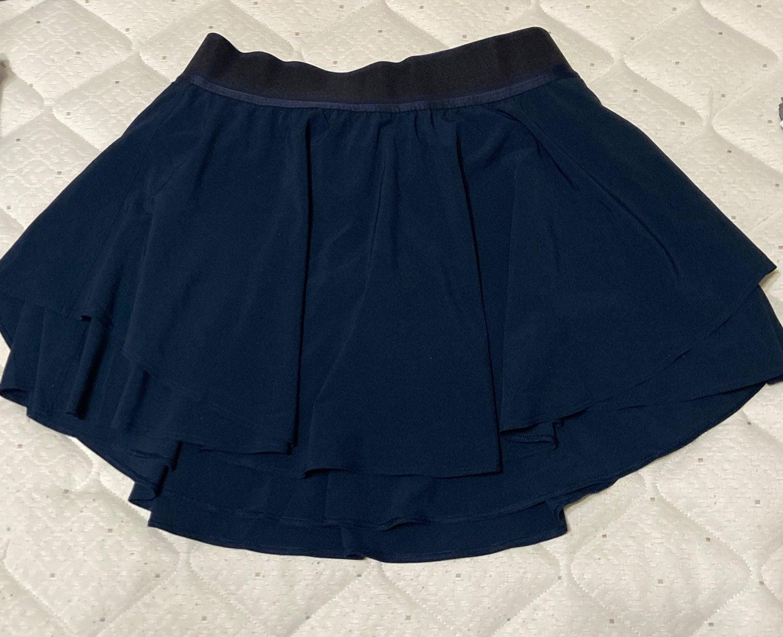 Lululemon court rival skirt