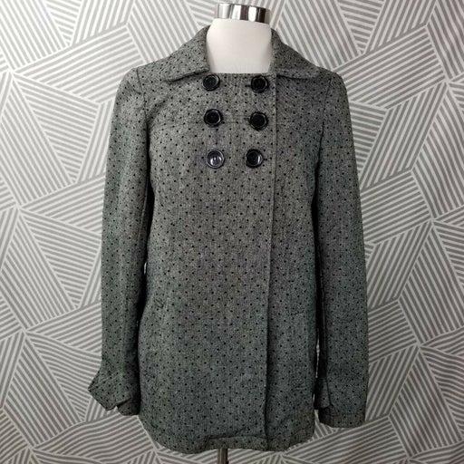 Candies Wool Coat Juniors Size XL Jacket