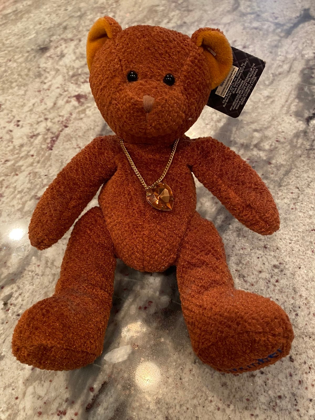 Russ Bears Of The Month November Topaz
