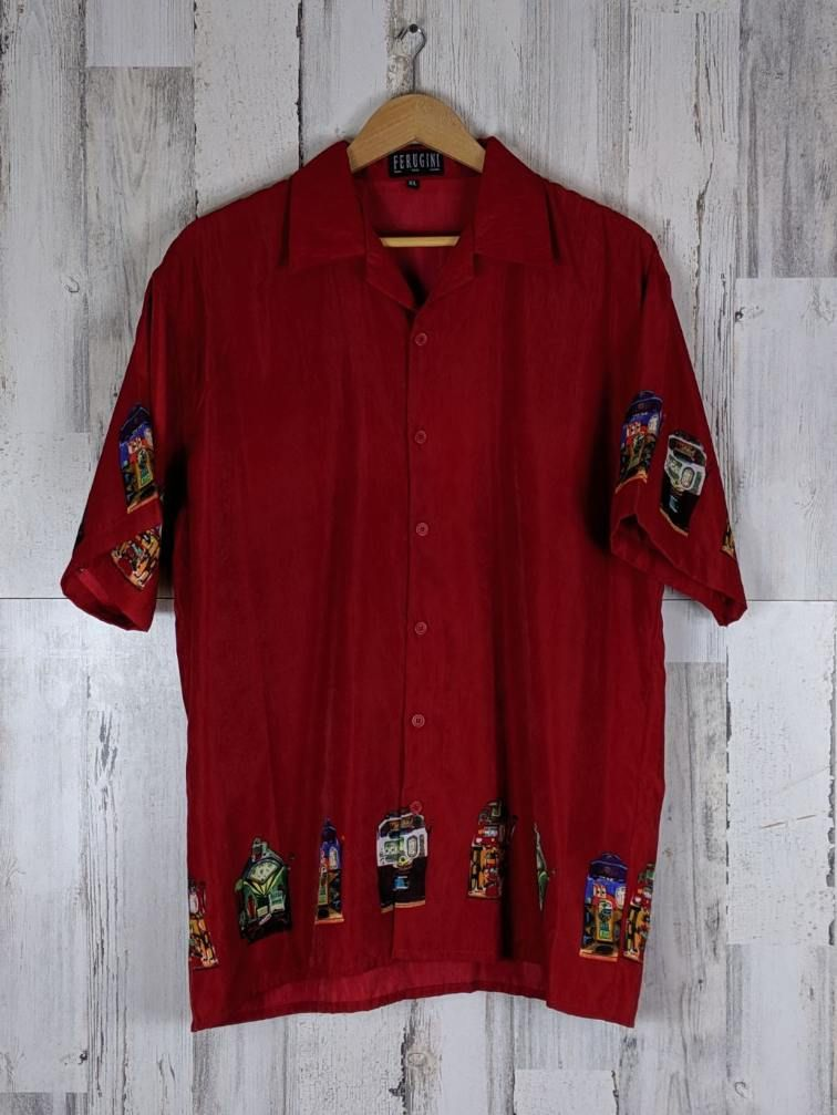 Ferugini Shirt