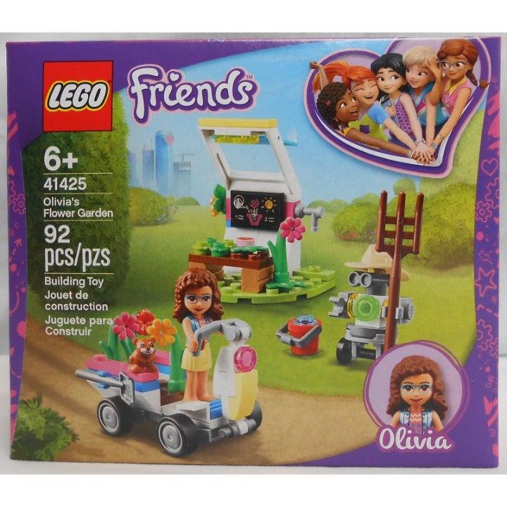 Lego Friends Olivia's Flower 41425 92pc