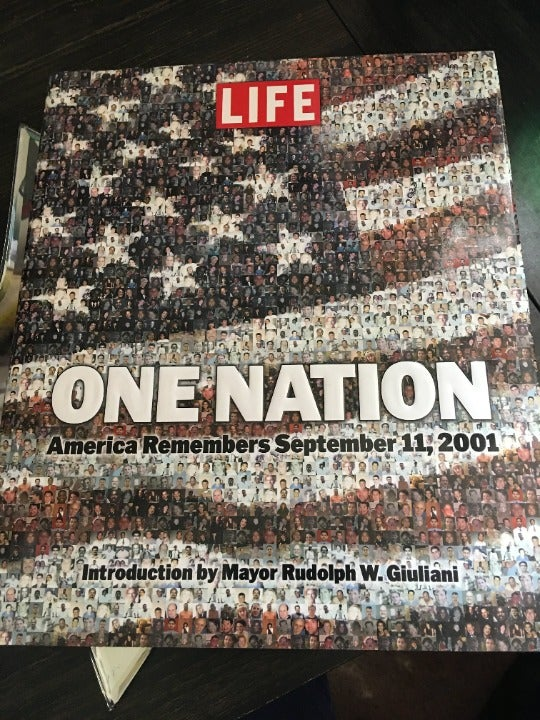 Life's One Nation Hard Cover Book