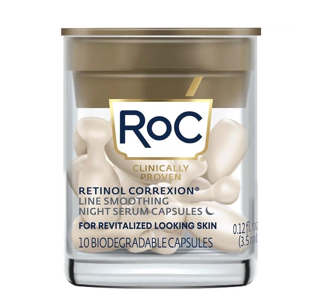 RoC Retinol Serum Capsules