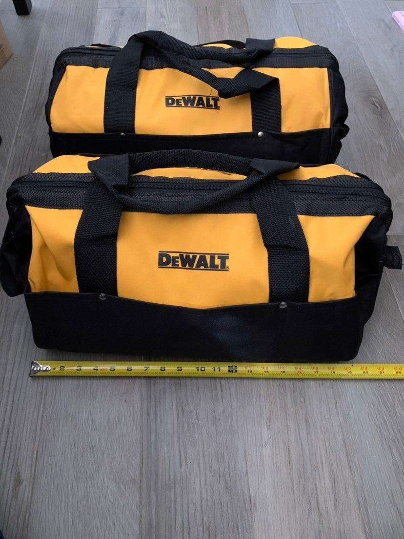 Dewalt large bags for tools