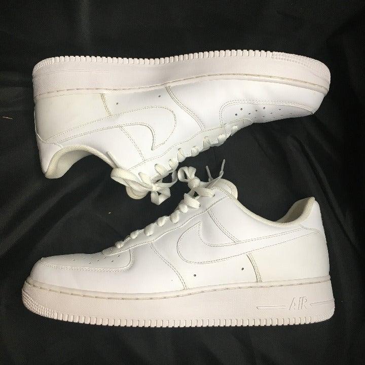 Nike Air Force 1 (White) Mens Sz 13