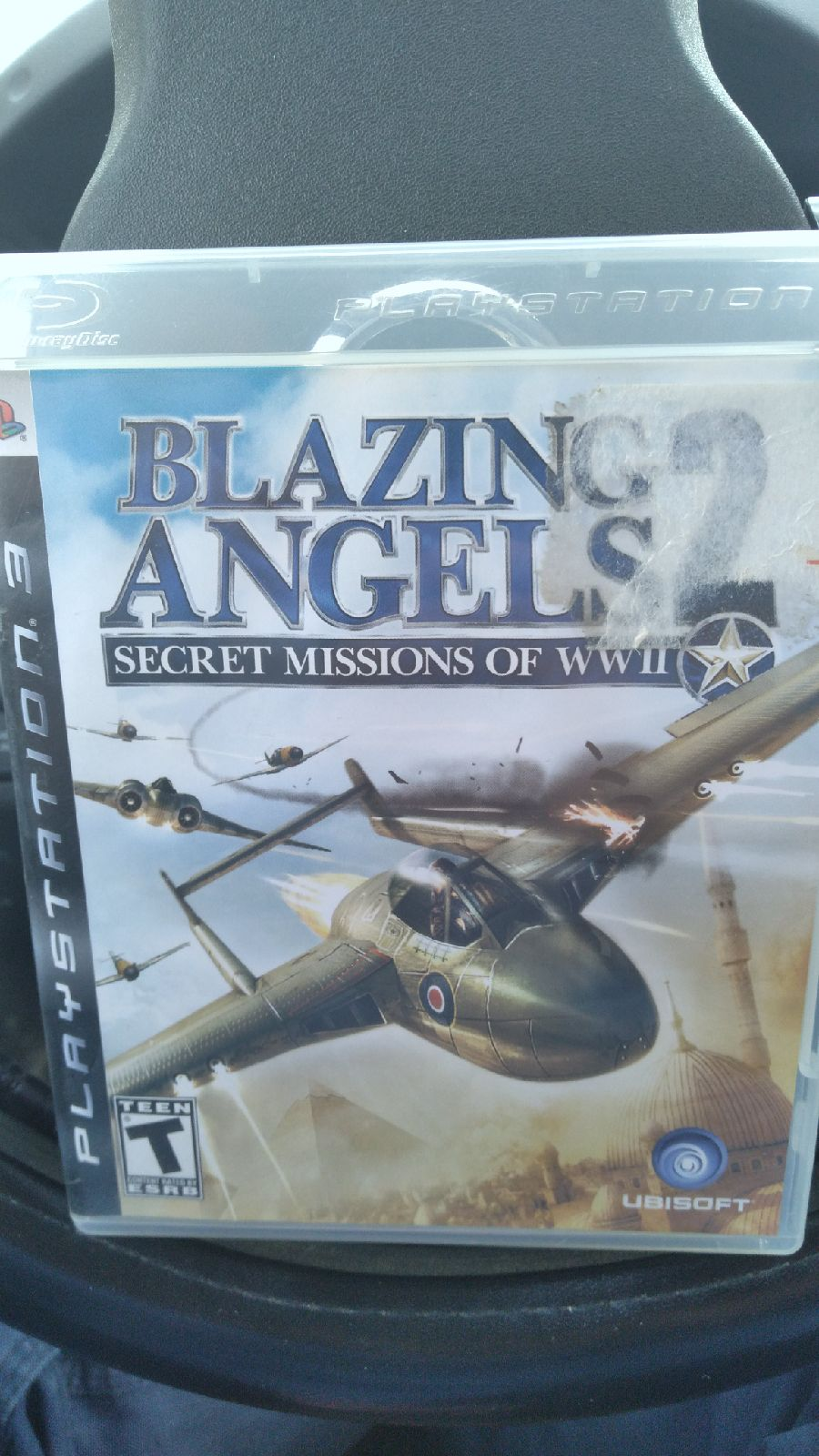 Blazing angels 2 PS3