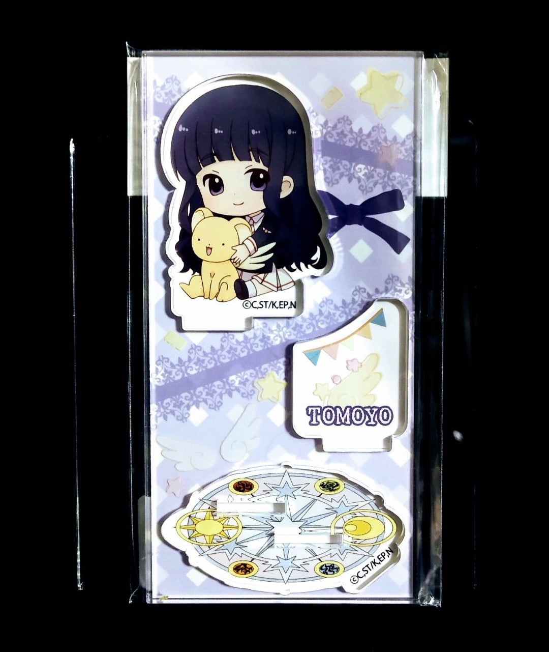 "Cardcaptor Sakura ""Tomoyo"" Mini Stand"
