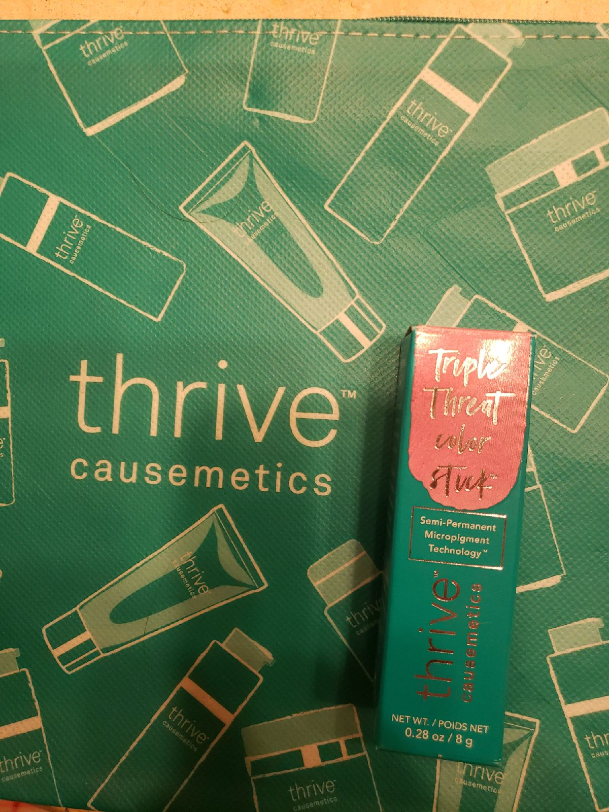 Thrive triple color stick