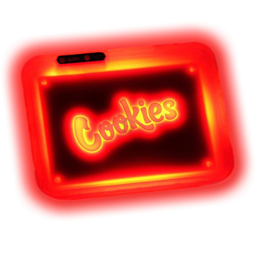 Cookies LED Rolling Tray Runts Huf