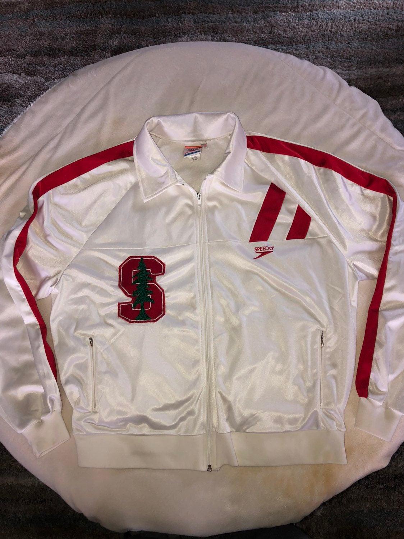 Rare Vintage Speedo Stanford Men's 1990'