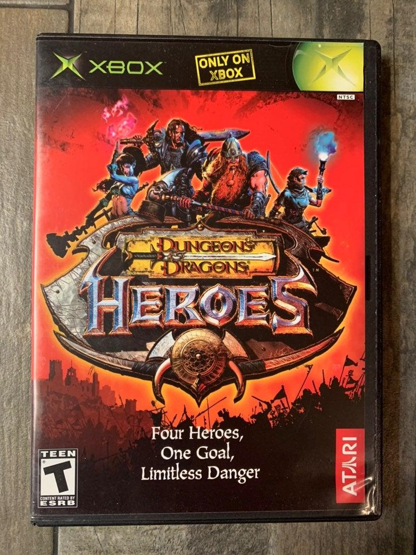 Dungeons And Dragons Hero's Xbox