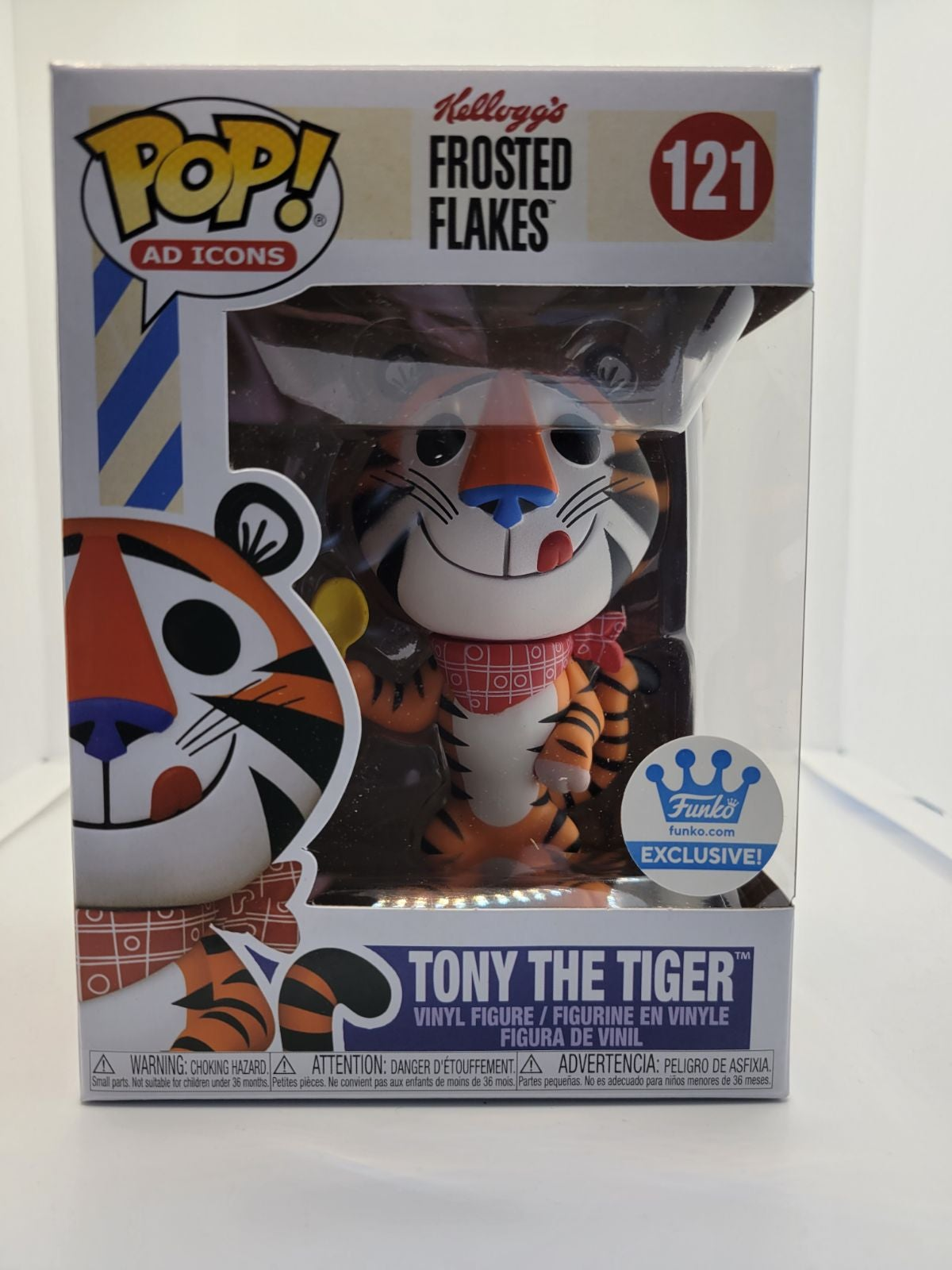 Vintage Tony the Tiger Funko shop exclus