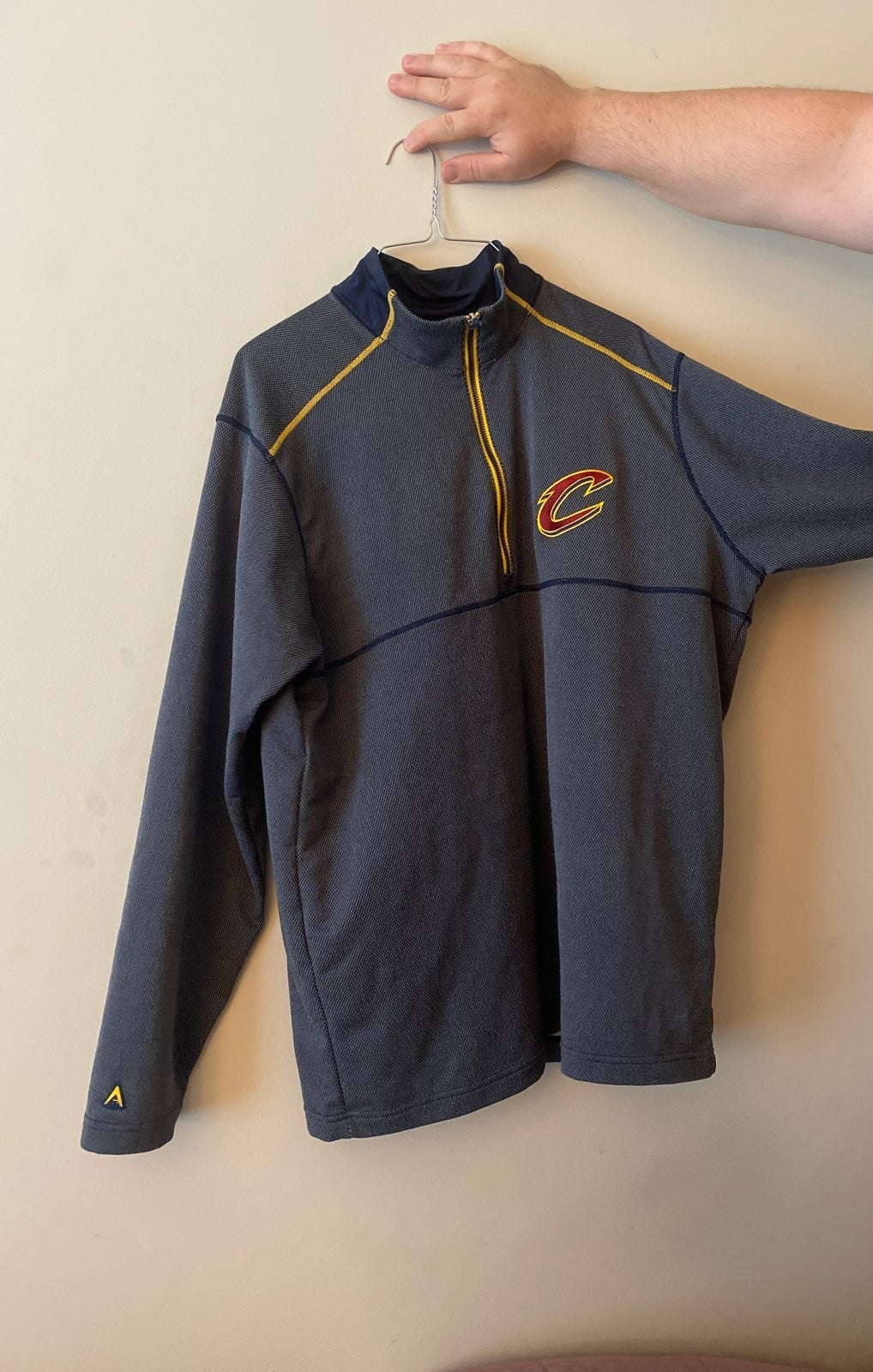 Cavs Antigua Fortune XL Jacket