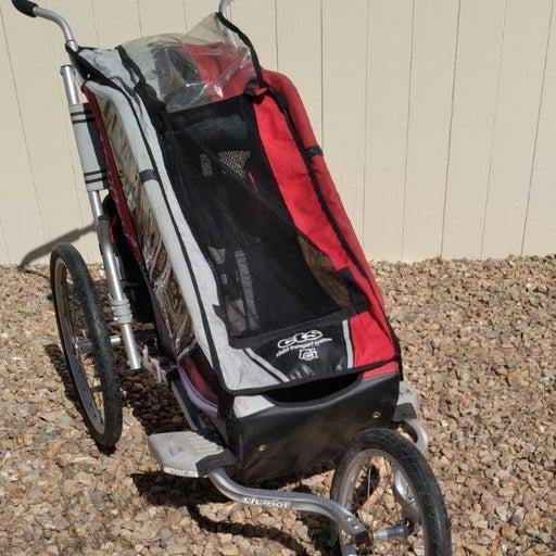 Chariot Cougar jogging stroller trailer