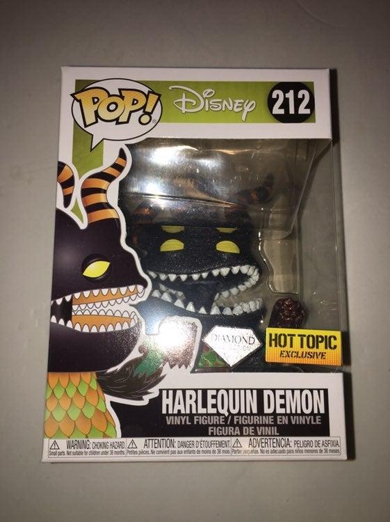 Funko Pop! Harlequin Demon (Diamond)
