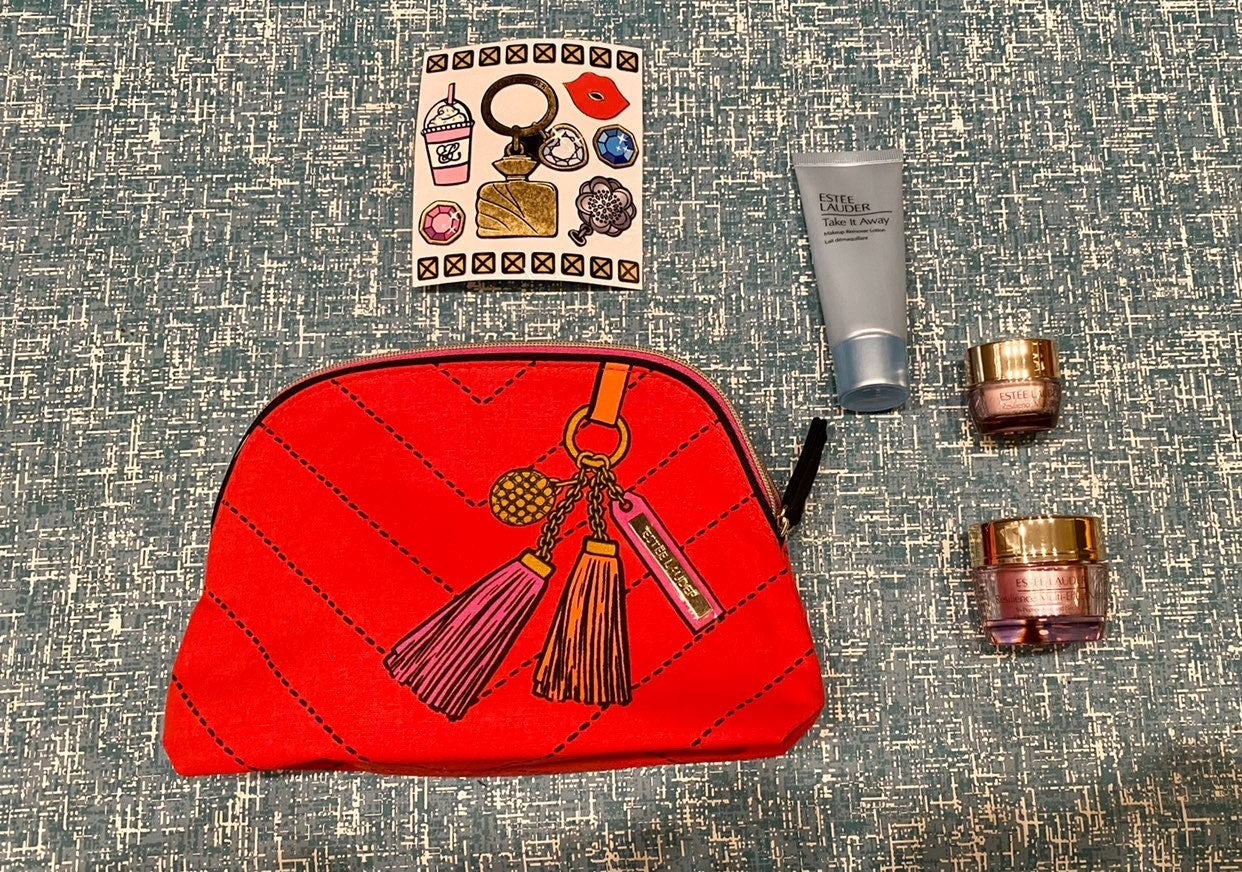 New Estee Lauder bag